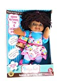 Babys First Hannah the Praying Doll by Goldberger African American Brown Hair