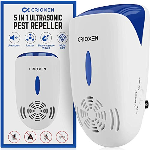 Crioxen Ultrasonic Pest Repeller