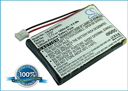 Replacement Battery for Pure Digital Pocket DAB1500 TalkSport...