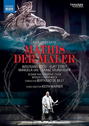 Paul Hindemith: Mathis der Maler [2 DVDs]