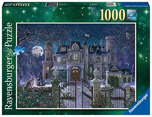Ravensburger Puzzle 16533 - Die Weihnachtsvilla - 1000 Teile