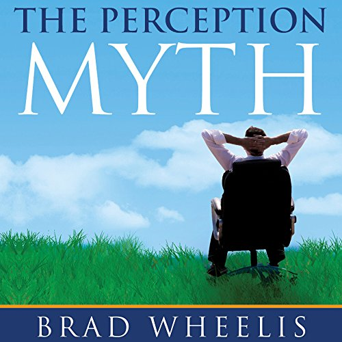 The Perception Myth audiobook cover art
