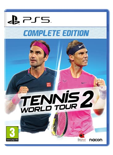 Tennis World Tour 2 Complete Edition, PlayStation 5