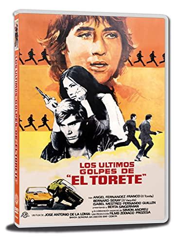 Los Últimos Golpes de 'El Torete' (Perros Callejeros 3) (DVD)