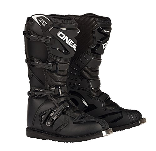 O'Neal Rider Boots (Black, Size 12)