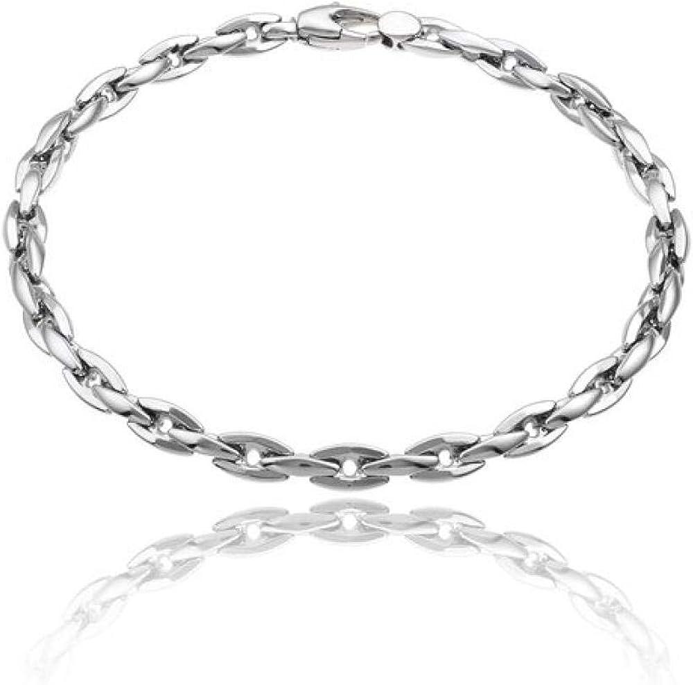 Chimento,bracciale per donna ,in oro bianco 18kt(8,4gr) 1B02523ZZ5180