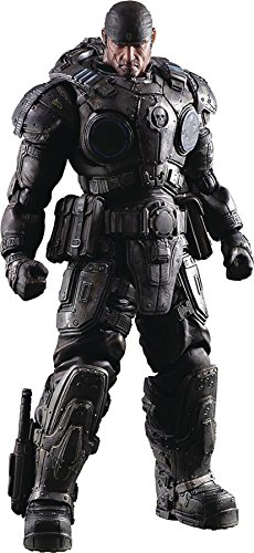Square Enix Gears of War: Marcus Fenix Play Arts Kai Figura de acción