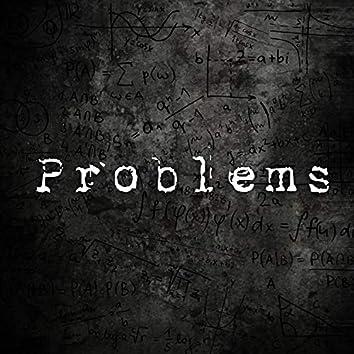 Problems (feat. Black, Parker, Hisname & GIV)