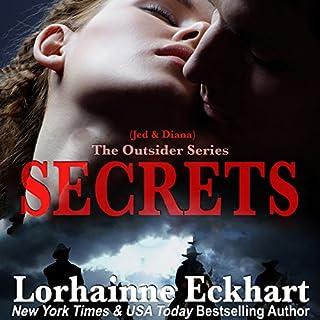 Secrets audiobook cover art