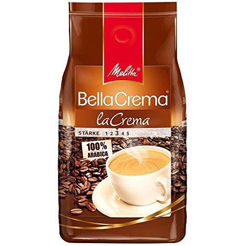 Melitta Bella Crema La Crema Ganze Bohne 8 Kg