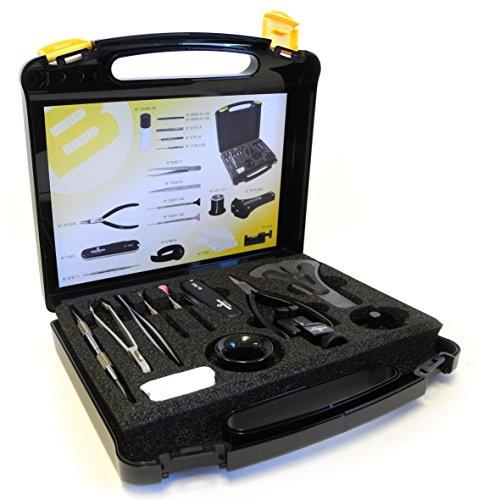 Reparaturwerkzeug für Uhrmacher von Bergeon, 7812, zur schnellen Wartung mit Koffer,HT7812
