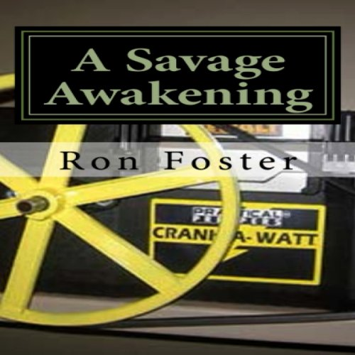The Savage Awakening audiobook cover art
