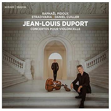 Jean-Louis Duport: Concertos pour violoncelle