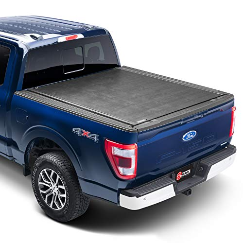 BAK Revolver X2 Hard Rolling Truck Bed Tonneau Cover | 39329 | Fits 2015 - 2020 Ford F150 5' 7' Bed (67.1')