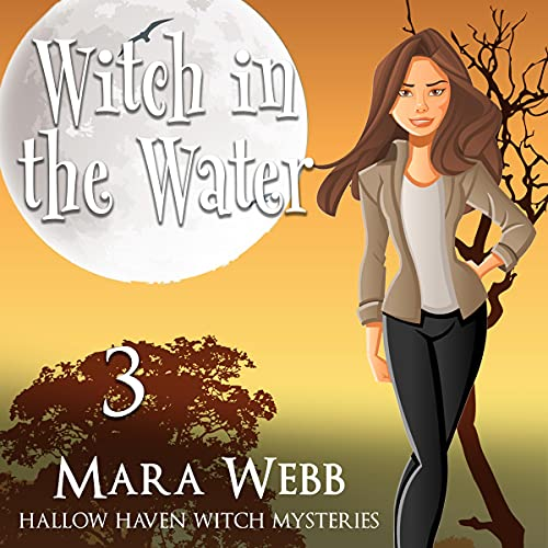 Witch in the Water cover art