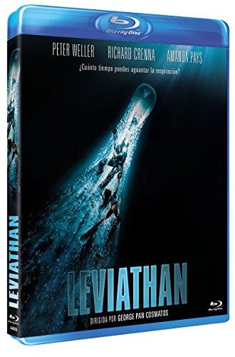 Leviathan. El Demonio Del Abismo BD 1989 Leviathan [Blu-ray]