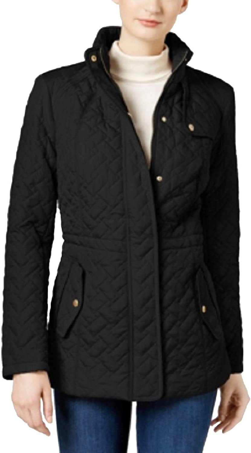 Charter Club Quilted Utility Jacket