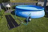 Steinbach Solarkollektor Compact 300 x 70 cm, für Pools bis 12.000 l Wasserinhalt, 049120 - 6