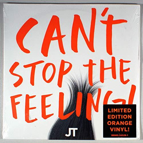 Can't Stop The Feeling! [Disco de Vinil]
