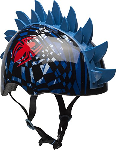 BELL Spider-Man Web Shatter 3D Child Multisport Helmet, Child