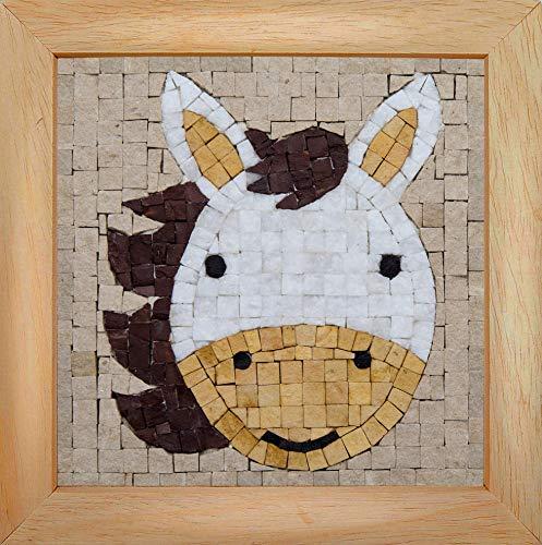 Mosaikit Mosaic Box Horse Face-GEANT, 6192459602608, universeel