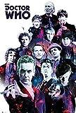GB Eye 61x 91,5cm Doctor Who, Cosmos Maxi Poster