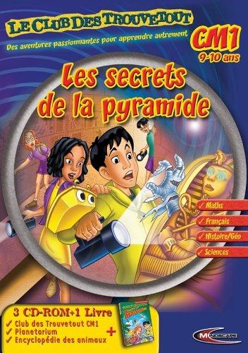 Le Club des Trouvetout CM1 : Les Secrets de la Pyramide + livre d'aventure + Le Planétarium