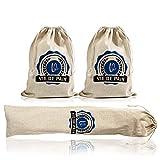 Vie De Pain Flax Linen Bread Bags