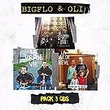 Pack 3 CD...