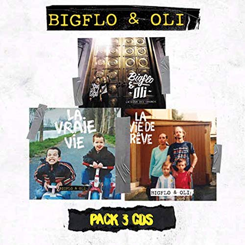 Pack 3 CD