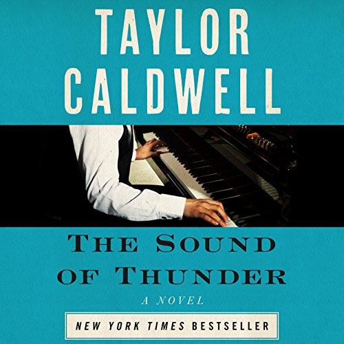 Couverture de The Sound of Thunder