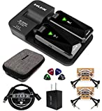 Best Wireless Guitar Systems - NUX B-5RC Wireless Guitar System for All Types Review