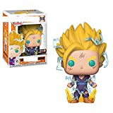 LiQi Funko Pop Dragon Ball Super Gohan Mano Modelo Modelo Juguete Dragon Ball Z Super Game Sun Gohan...