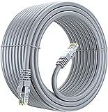 SNUNGPHIR Cable de Red enrutamiento Terminado Cat Crystal Head CAT6 Seis Tipos de Cable de Red Plano Gigabit Puente de par Trenzado para Interiores, ESWX-JS-1105-068