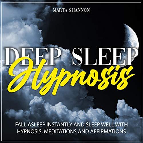 Deep Sleep Hypnosis cover art