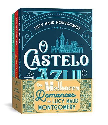 Os melhores romances de Lucy Maud Montgomery - Kit com 3 livros