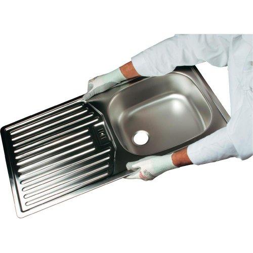KCL Camapur®Cut 620 Dyneema®-Faser Schnittschutzhandschuh Größe (Handschuhe): 8, M EN 388 CAT II 1 Paar
