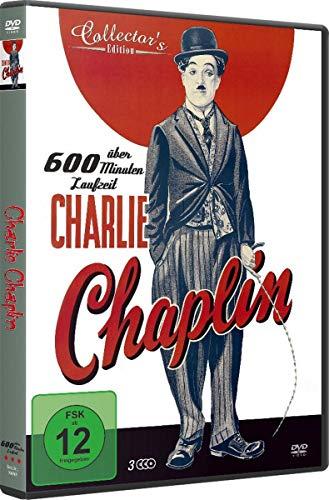 Charlie Chaplin Box (3 DVDs)