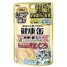 健康缶 シニア猫用 健康缶パウチ 皮膚・被毛ケア 40g×12袋入り (ケース販売)