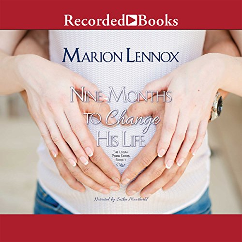 Nine Months to Change His Life audiobook cover art