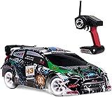 QqHAO Coche de Control Remoto K989 RC Car 1/28 RC Drift Car 2.4G 30KM / H Alta Velocidad RC Car 4WD RC Race Car RC Sport Racing Drift Car Kid Gift