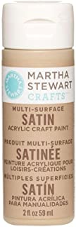 Martha Stewart Crafts Multi-Surface Satin Acrylic Craft Paint in Assorted Colors (2-Ounce), 32072 Acorn
