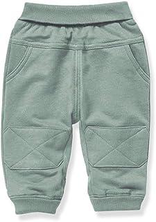 HOSD Spring Boy Pantalones de algodón Casual de Doble Uso 裆 Pantalones Abiertos Deportes Pantalones Salvajes Pantalones de...