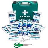 Kit de Primeros Auxilios para vehículos de Servicio público (PSV), Coche, Furgoneta, Taxi, autobús