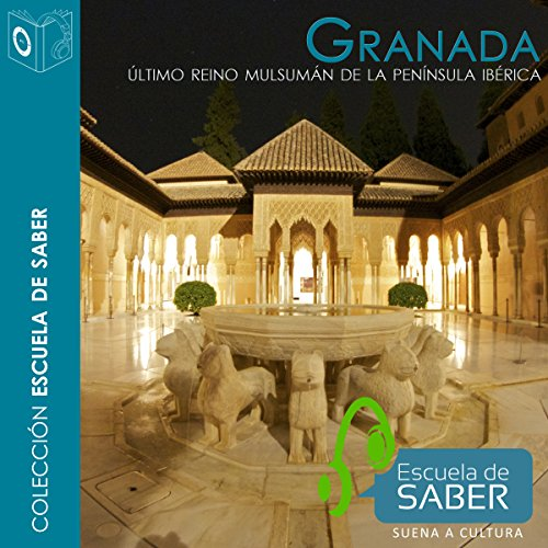 Granada [Spanish Edition] audiobook cover art