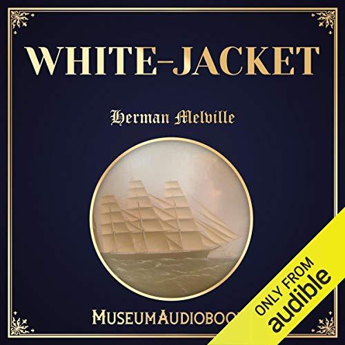 White-Jacket audiobook cover art