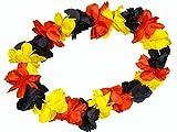 Alsino Deutschland Fanartikel Fan-Artikel Fußball EM WM Hut Brille Perücke Fahne, Fanartikel wählen:Hawaiikette Deluxe 16