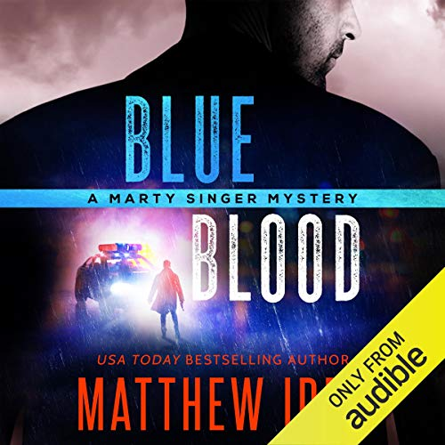 Blueblood (Marty Singer Mystery #2) cover art
