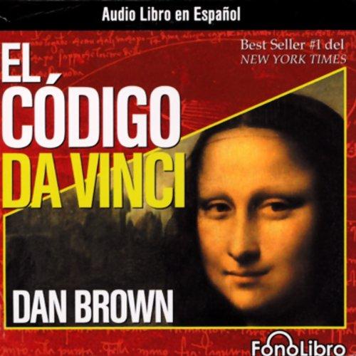 El Codigo Da Vinci [The Da Vinci Code] audiobook cover art
