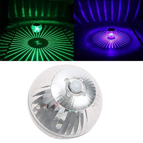 Luces de Piscina, Luces solares fáciles de Usar para Fuente pública para iluminación de jardín